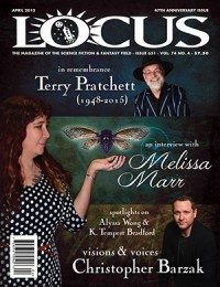 Locus April 2015 (#651) cover - click to view full size