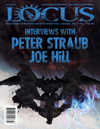 Locus July 2016 (#666) cover - click to view full size