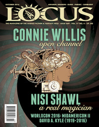 Locus October 2016 (#669) cover - click to view full size