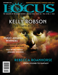 Locus September 2018 (#692) cover - click to view full size