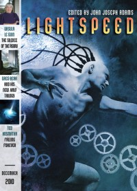 Lightspeed Magazine, December 2010 cover - click to view full size