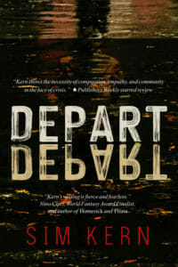 Depart, Depart! cover - click to view full size