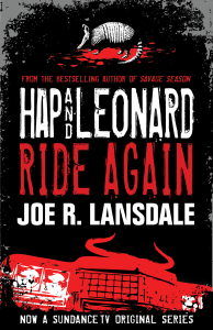 Hap and Leonard Ride Again cover - click to view full size
