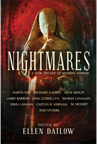 Nightmares: A Decade of Modern Horror cover - click to view full size