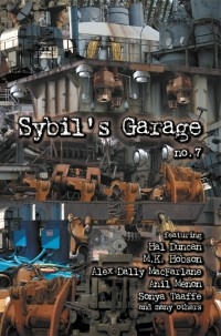 Sybil's Garage No. 7 cover - click to view full size