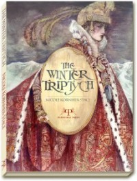 The Winter Triptych cover - click to view full size