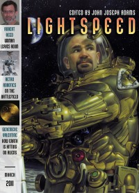 Lightspeed Magazine, March 2011 cover - click to view full size