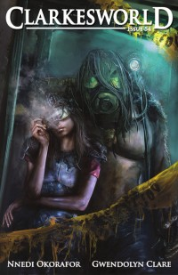 Clarkesworld Magazine – Issue 54 cover - click to view full size