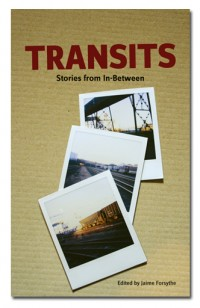 Transits: stories from inbetween cover - click to view full size