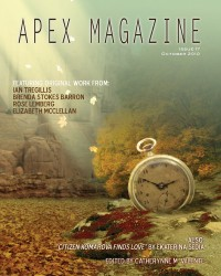 Apex Magazine Issue 17 cover - click to view full size