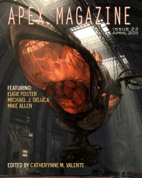 Apex Magazine Issue 23 cover - click to view full size