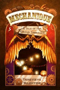 Mechanique: A Tale of the Circus Tresaulti cover - click to view full size