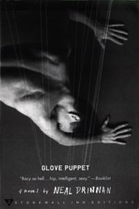 Glove Puppet cover - click to view full size