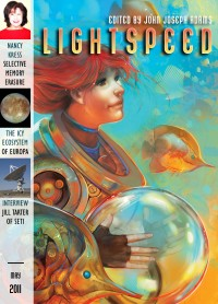 Lightspeed Magazine Issue 12 cover - click to view full size