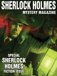 Sherlock Holmes Mystery Magazine #5 cover - click to view full size