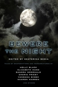 Bewere the Night cover - click to view full size
