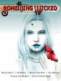 Something Wicked Issue 11 (July 2011) cover - click to view full size