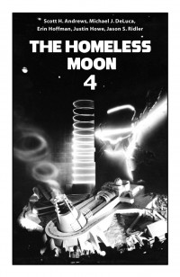 The Homeless Moon 4 [Codename: Rocket Gun] cover - click to view full size