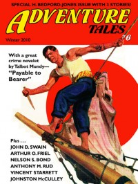 Adventure Tales #6 cover - click to view full size