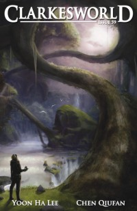 Clarkesworld Magazine – Issue 59 cover - click to view full size