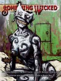 Something Wicked Issue 12 (August 2011) cover - click to view full size