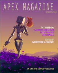 Apex Magazine Issue 28 cover - click to view full size