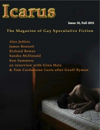 Icarus, Issue 10 cover - click to view full size