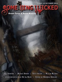 Something Wicked Issue 14 (October 2011) cover - click to view full size