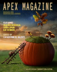 Apex Magazine – Issue 29 cover - click to view full size
