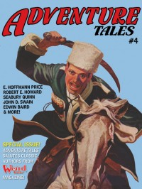 Adventure Tales #4 cover - click to view full size
