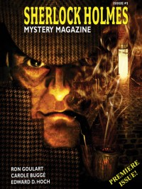 Sherlock Holmes Mystery Magazine #1 cover - click to view full size