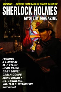 Sherlock Holmes Mystery Magazine #6 cover - click to view full size