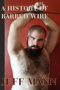A History of Barbed Wire cover - click to view full size