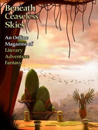 Beneath Ceaseless Skies Issue #66 cover - click to view full size