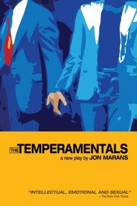 The Temperamentals cover - click to view full size