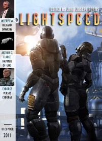 Lightspeed Magazine Issue 19 cover - click to view full size