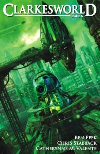 Clarkesworld Magazine – Issue 63 cover - click to view full size