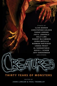 Creatures: Thirty Years of Monsters cover - click to view full size