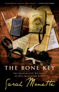 The Bone Key cover - click to view full size