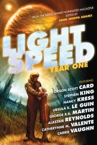 Lightspeed: Year One cover - click to view full size