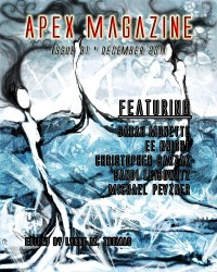 Apex Magazine Issue 31 cover - click to view full size