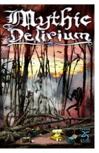 Mythic Delirium 25 cover - click to view full size