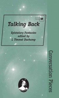 Talking Back cover - click to view full size