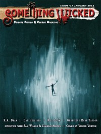 Something Wicked Issue 17 (January 2012) cover - click to view full size