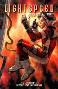Lightspeed Magazine, 2012 Ebook Sampler cover - click to view full size