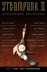 Steampunk II: Steampunk Reloaded cover - click to view full size