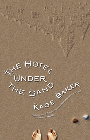 The Hotel Under the Sand cover - click to view full size