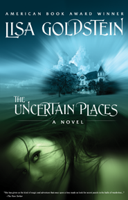 The Uncertain Places cover - click to view full size