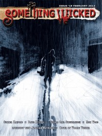 Something Wicked Issue 18 (February 2012) cover - click to view full size