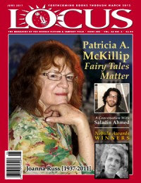 Locus June 2011 (#605) cover - click to view full size